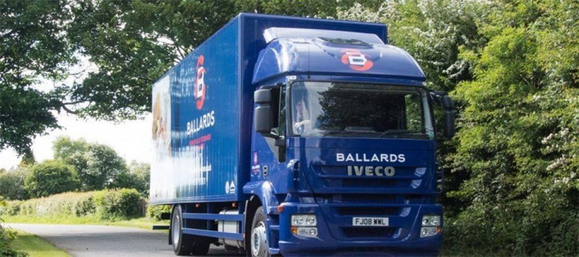 Ballards removals in and around Newark