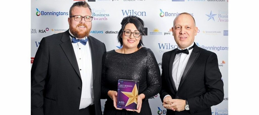 Family Business Awards - Employer of the year