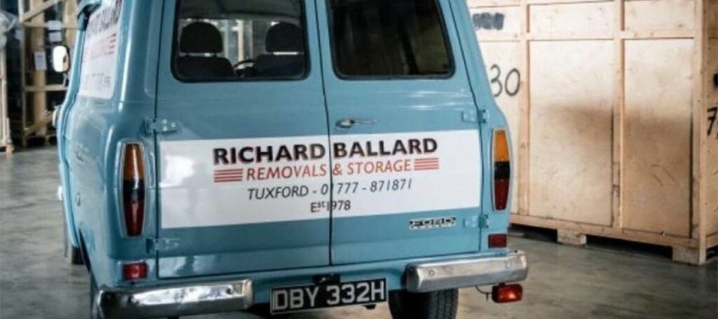 Ballards Removals Founded 1978