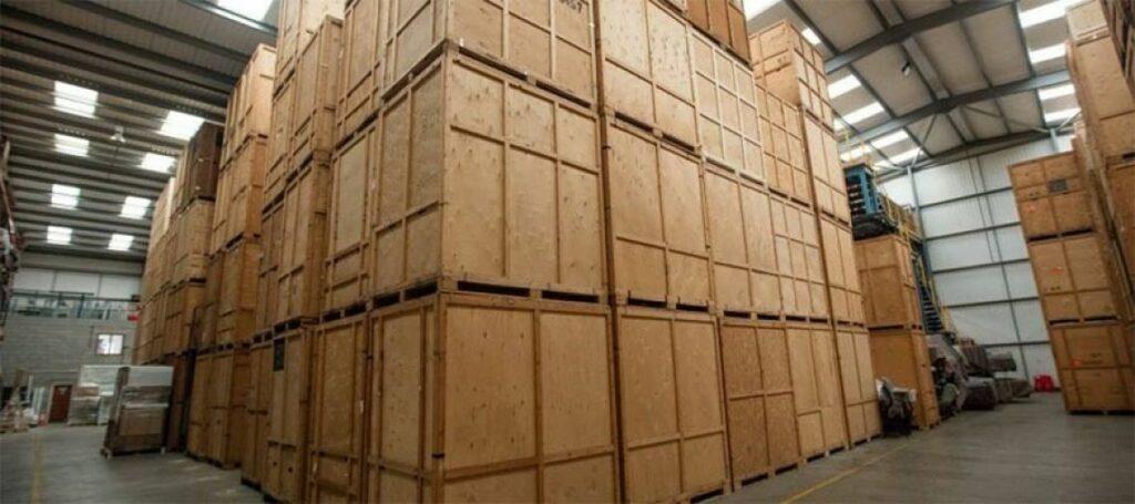 Self-store or managed storage with Ballards